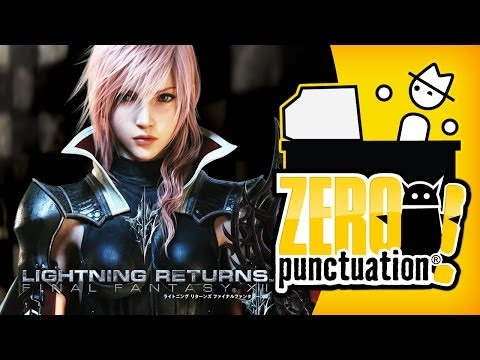 LIGHTNING RETURNS: FINAL FANTASY XIII (Zero Punctuation)