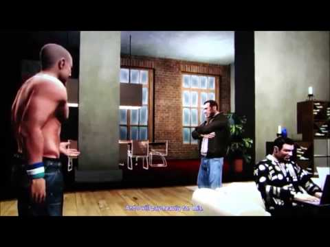DSP Grand Theft Auto 4 Highlights