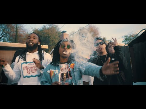 "Demrick x Sam King ft. Mann - ""Smoke Good"" Official Music Video- filmed here at KVC!"