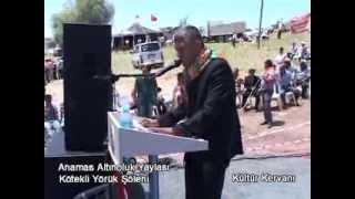 Kültür Kervanı-Anamas Kötekli Yörük Şöleni-2