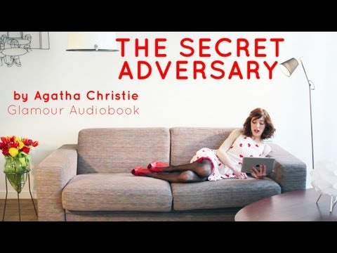 Glamour Audiobook - Agatha Christie : The Secret Adversary