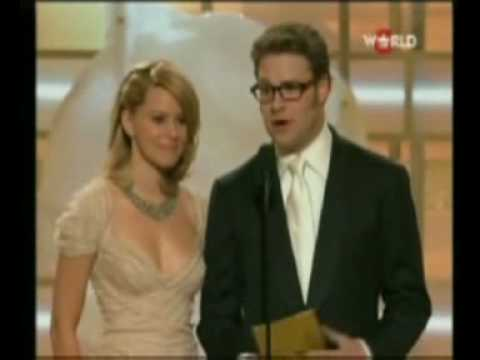 Slumdog Millionaire @ The 66th Annual Golden Globe Awards Part1 Video