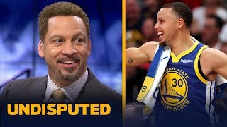 Chris Broussard believes the Warriors are 'not vulnerable' after win vs Nuggets | NBA | UNDISPUTED