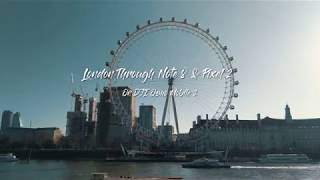 London Hyper lapse/Motion Time Lapse in 4K with Osmo Mobile 2 with Google Pixel 2 & Note 8
