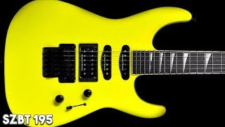 Soulful Shred Backing Track in A minor | #SZBT 195