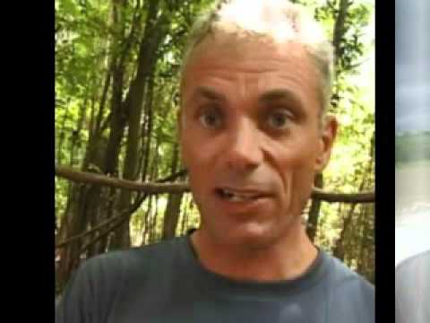 Jeremy Wade - River Monsters - Blue Eyes