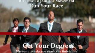 Run Your Race - Inspirational