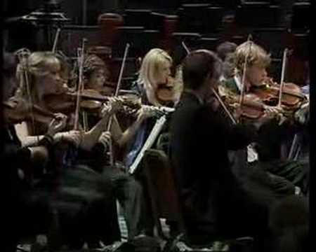 Mozart Violin Concerto  5  (1of 5)  Janine Jansen- violin