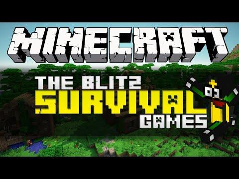 Minecraft Blitz Survival Games #4 - Nowy Serwer MINESERWER.PL