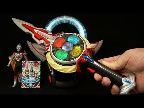 ウルトラマンオーブ DXオーブカリバー オーブオリジン Ultraman Orb DX Orb caliber Orb origin Ultra Fusion card