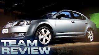 Skoda Octavia (Team Review) - Fifth Gear