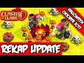OI PASUKAN APA NIH ? - UPDATE COC BARU (HALLOWEEN 2017) - Clash Of CLans Indonesia