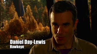 How Daniel Day-Lewis Became Hawkeye in THE LAST OF THE MOHICANS