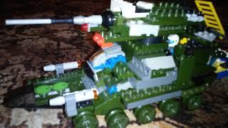 Лего война 1серия