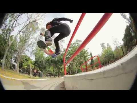 Jart Skteboards - Mexico Tour