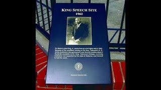 Martin Luther King, Jr. speaks at Oakwood
