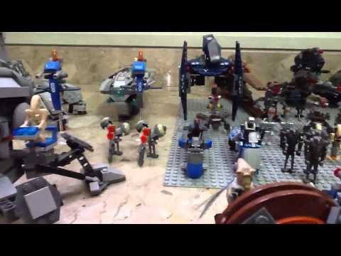 My 2013 LEGO Star Wars Droid army review