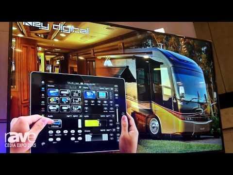 CEDIA 2015: Key Digital Demos KD-MLV4x2 Multi-View Video Window Processor & Seemless Video Switch