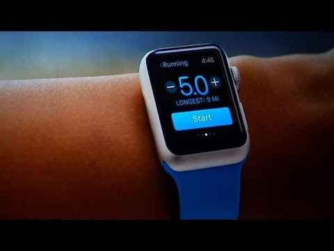 CNET News - Apple Watch brings iPhone functionality to your wrist