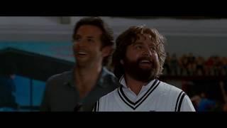 The Hangover Part II/Best scene/Bradley Cooper/Ed Helms/Zach Galifianakis/Justin Bartha