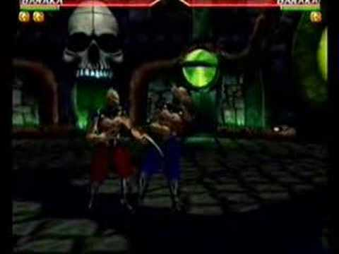 MORTAL KOMBAT FATALITIES : BARAKA Video