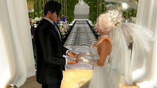 The Wedding of Scarlett & Franc SecondLife
