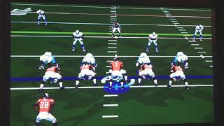 MUST SEE NFL 2K5 Play!!!