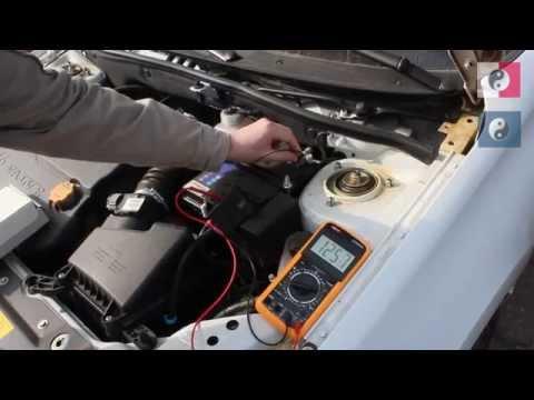 Видео как проверить работу генератора на автомобиле