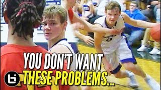 Mac McClung DAMN NEAR OUTSCORED OPPOSING TEAM BY HIMSELF!! CHASING Allen Iverson