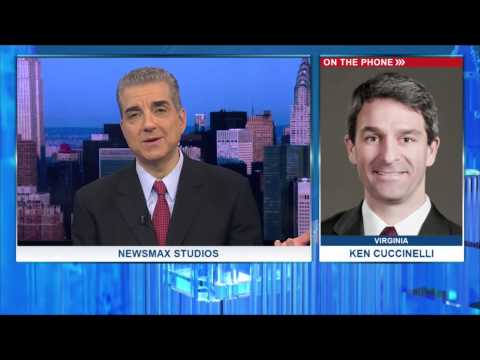 Malzberg | Ken Cuccinelli - Fmr. AG of Virginia, President, The Senate Conservative Fund
