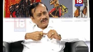 Interview with H.RAJA | News18 Tamil Nadu