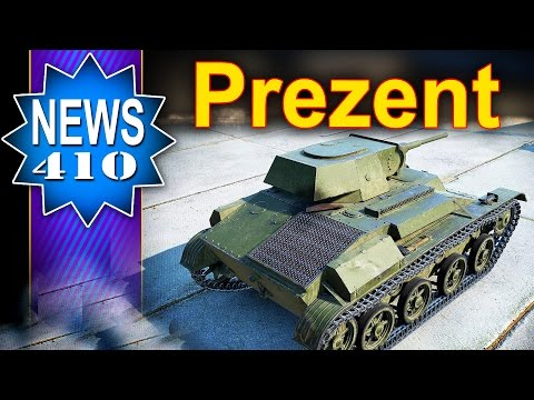 18 Urodziny I Prezent Od WG - NEWS - World Of Tanks