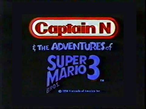 Captain N & The Adventures Of Super Mario Bros. 3
