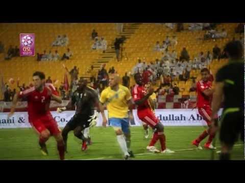 Al Gharafa Vs Al Arabi Clips
