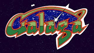 Galaga Commercial