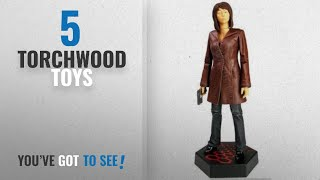 Top 10 Torchwood Toys [2018]: Torchwood Toshiko Sato Action Figure