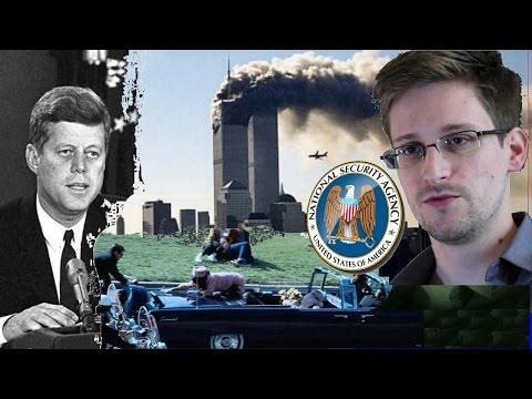 Kennedy + Snowden ◄ What this 'Zeitgeist' is about ► Dallas + 9/11 + NSA