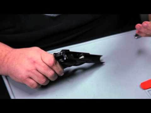 Rock Island Armory 1911 A1 Tactical Disassembly