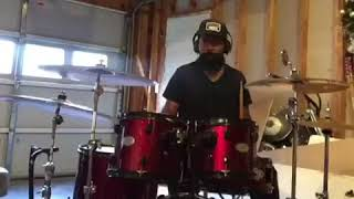 Download Lagu Bad Wolves - Zombie  - Drum Cover by John Dixon Jr. Gratis STAFABAND