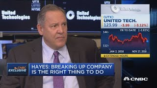 United Technologies Might Break Up After Closing Biggest Aerospace Deal Ever I Fortune