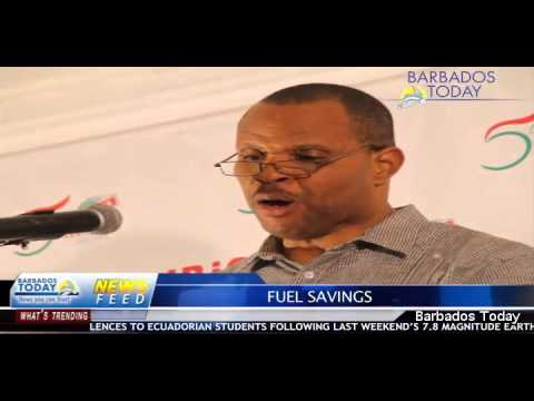 BARBADOS TODAY EVENING UPDATE - April 22, 2016