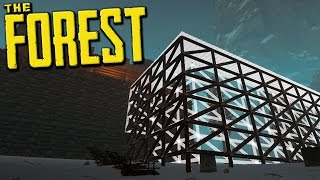 I GET THAT I ENJOY THE QUIET, BUT THIS IS RIDICULOUS! - The Forest Gameplay - S2 EP35