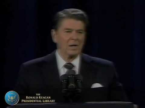 1984 Presidential Candidate Debate: President Reagan and Walter Mondale - 10/7/84