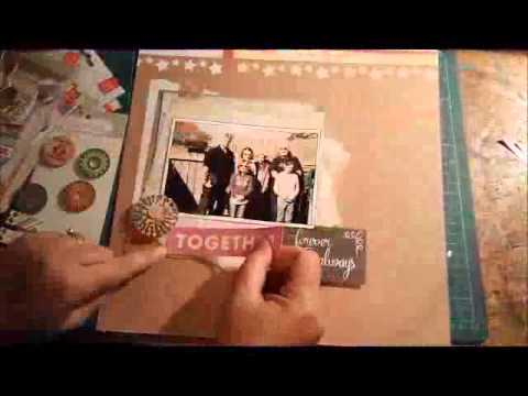 "Scrapbooking: Behind The Page: ""Family"""