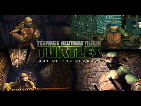 DESCARGAR Teenage Mutant Ninja Turtles Out Of The Shadows Full [Mega]