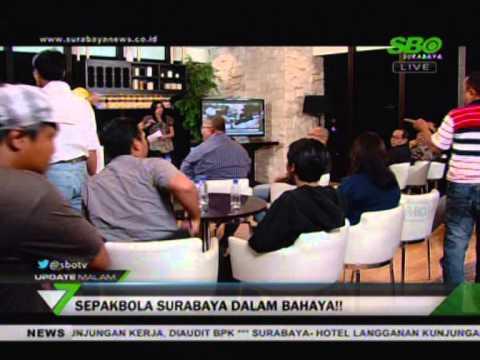 SALEH MUKADAR DITAMPAR OKNUM ORMAS SAAT DIALOG LIVE !