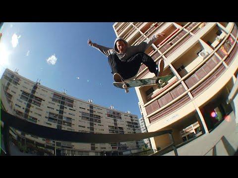 """Primitive Skateboard's """"Rome"""" Video"""