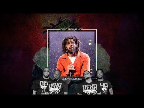 J. Cole Fans Hated Our KOD Album Review   DEHH Convo