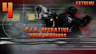 CIA Operative: Solo Missions - 1080p60 HD Walkthrough (Extreme) Mission 4 - Boris Kopov