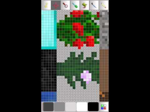 Как создать свои текстуры в minecraft